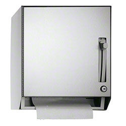 ASI Traditional Mechanical Roll Paper Towel Dispenser