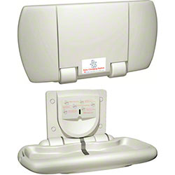 ASI Surface Mounted Baby Changing Station