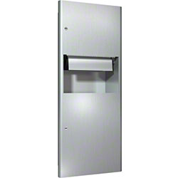 ASI Profile Paper Towel Dispenser w/10 Gal. Receptacle