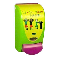 Azul® Kids Fun Wash Foam Dispenser
