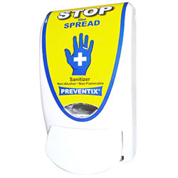 "Azul® Preventix Blue ""Stop"" Foam Hand Sanitizer Dispenser"