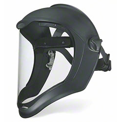 Uvex® Bionic® Clear PC Uncoated Face Shield