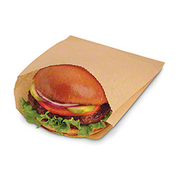Bagcraft™ EcoCraft® Grease Resistant Sandwich Bag