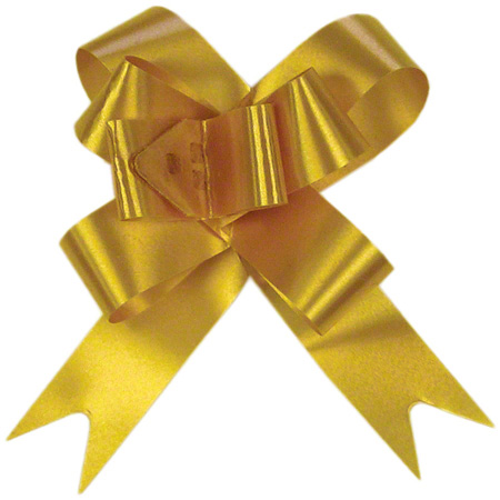 Berwick® Gold Butterfly Pull Bow 390