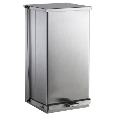 Bobrick Foot-Operated Waste Receptacle - 8 Gal.