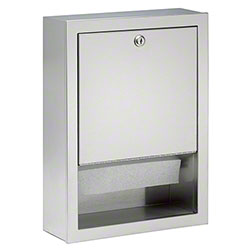 Bradley® Bradex® Surface-Mounted Towel Dispenser