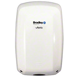 Bradley® Bradex® Sensor-Operated Warm Air Hand Dryer
