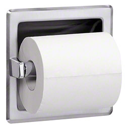 Bradley® 5104 Single Roll Toilet Tissue Dispenser