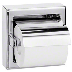 Bradley® 5106 Single Roll Toilet Tissue Dispenser