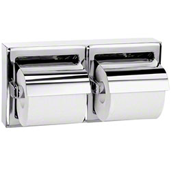 Bradley® 5126 Dual Roll Toilet Tissue Dispenser