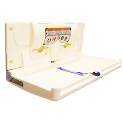 Bradley® Bradex® Baby Changing Station - Cream