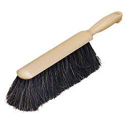 "Carlisle Flo-Pac® Counter Brush - 8"", Black"