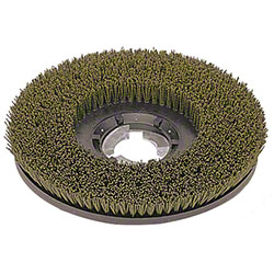 Carlisle Flo-Pac® Nylo-Grit® Stripping Brush - 13""