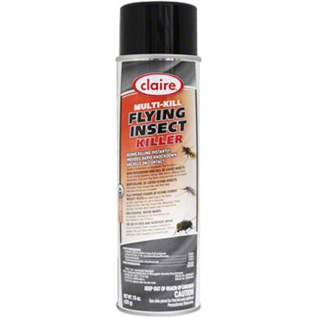 Claire® Multi-Kill Flying Insect Killer - 15 oz. Net Wt.