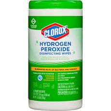 Clorox® Commercial Solutions® Hydrogen Peroxide Disinfecting Wipe - 110 ct.