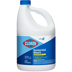 Clorox® Concentrated Germicidal Bleach - 121 oz.