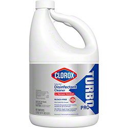 Clorox® Turbo Pro™ Disinfectant Cleaner For Sprayer Devices - 121 oz.
