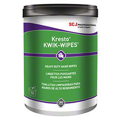 Kresto® Kwik Wipes® Hand Cleansing Wipes - 70 ct.