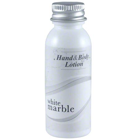 Dial® White Marble Hand & Body Lotion - .75 oz. Bottle