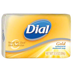 Dial® Antibacterial Deodorant Bar - 3.5 oz, Gold