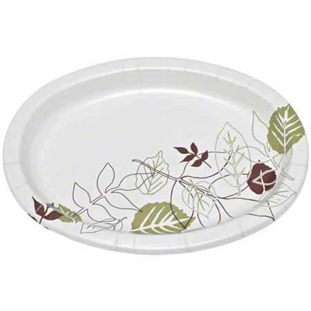 """Dixie® Ultra® Pathways™ Paper Plate - 8.5"""""""