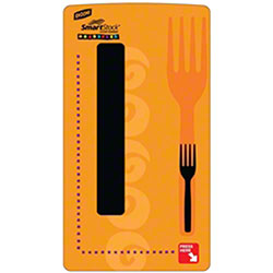 Dixie® SmartStock® Mini Dispenser Skin For Fork - Diner