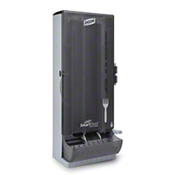 Dixie® SmartStock® Classic Cutlery Dispenser For Forks