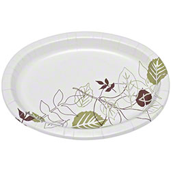 Dixie® Ultra® Pathways™ Paper Plate - 5.82""