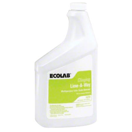 Ecolab® Clinging Lime-A-Way® - 32 oz.