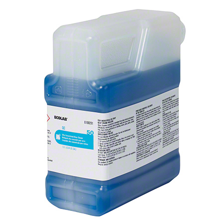 Ecolab® QC™ 50 Ultra Concentrated Glass Cleaner - 1.3 L