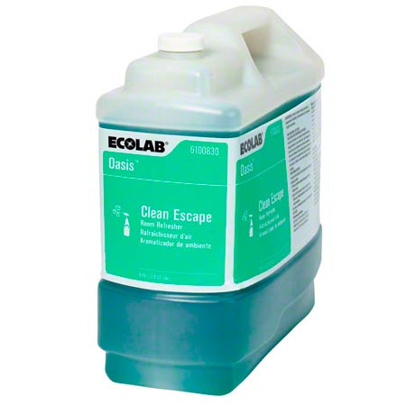 Ecolab® Oasis® Clean Escape Room Refresher - 2.5 Gal.