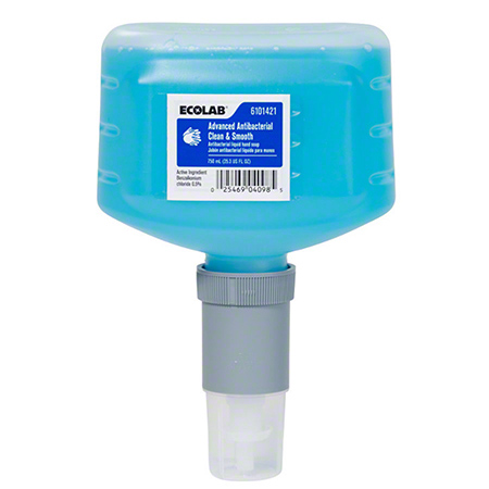 Ecolab® Advanced Antibacterial Clean & Smooth Hand Soap
