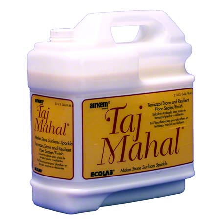 Ecolab® Taj Mahal Floor Sealer/Finish - 2.5 Gal.
