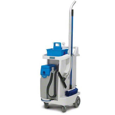Ecolab® Cleaning Caddy w/Vacuum