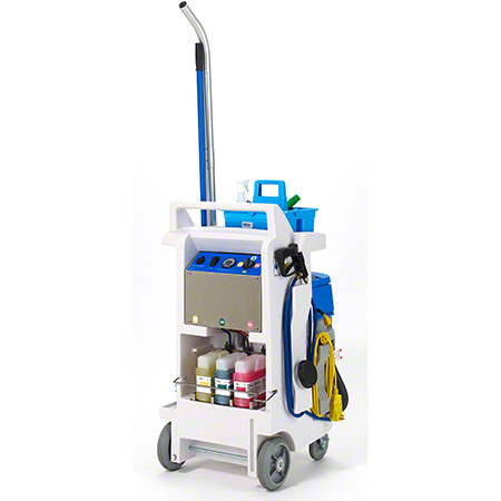 Ecolab® QC Cleaning Caddy w/Wet Vac
