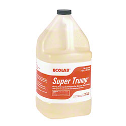 Ecolab® Super Trump® High Alkaline Detergent - 4/1 Gal.
