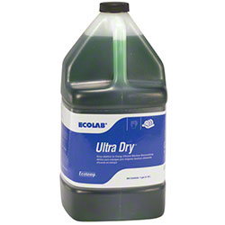 Ecolab® EcoTemp Ultra Dry® Rinse Additive - Gal.