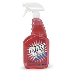 Ecolab® Power Force Premium Cleaner Degreaser - 32 oz.