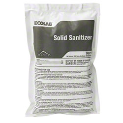 Ecolab® Apex™ Solid Sanitizer - 1000 Tablet ct.