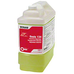 Ecolab® Oasis 134 Industrial Degreaser - 2.5 Gal.
