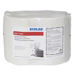 Ecolab® Apex Power Dish Machine Detergent - 6.75 lb.