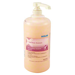 Ecolab® Total Body Shampoo - 1000 mL