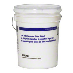 Ecolab® Low Maintenance Floor Finish - 5 Gal. Pail
