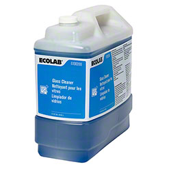 Ecolab® Glass Cleaner - 2.5 Gal.