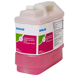 Ecolab® Acid Bathroom Cleaner - 2.5 Gal.