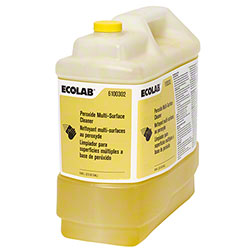 Ecolab® Peroxide Multi-Surface Cleaner - 2.5 Gal.