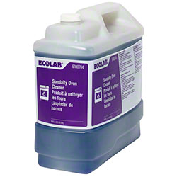 Ecolab® Specialty Oven Cleaner - 2.5 Gal.