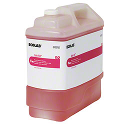 Ecolab® Quik Fill™ 92 Neutral Bathroom Cleaner-2.5 Gal.