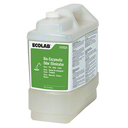 Ecolab® Bio-Enzymatic Odor Eliminator - 2.5 Gal,
