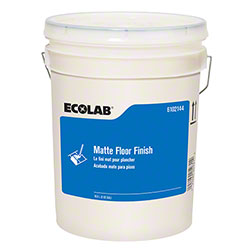 Ecolab® Matte Floor Finish - 5 Gal.